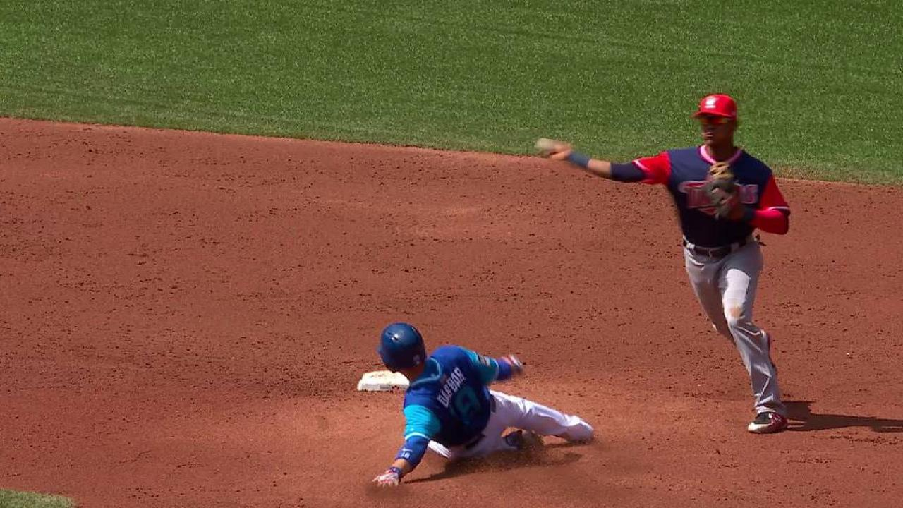 Gibson induces DP, escapes jam