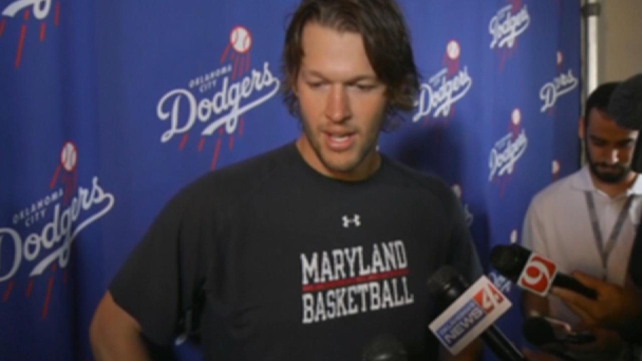 Kershaw to return from DL Friday vs. Padres