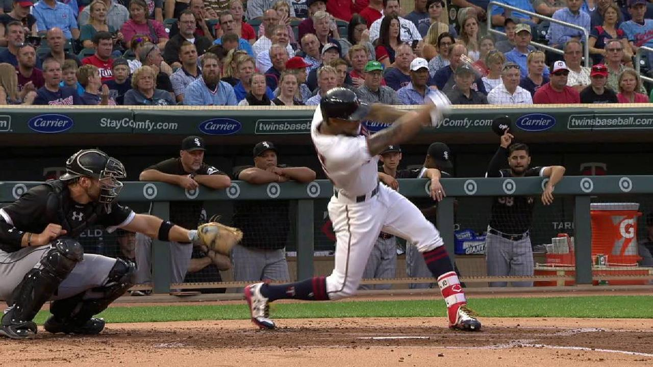Buxton's RBI single