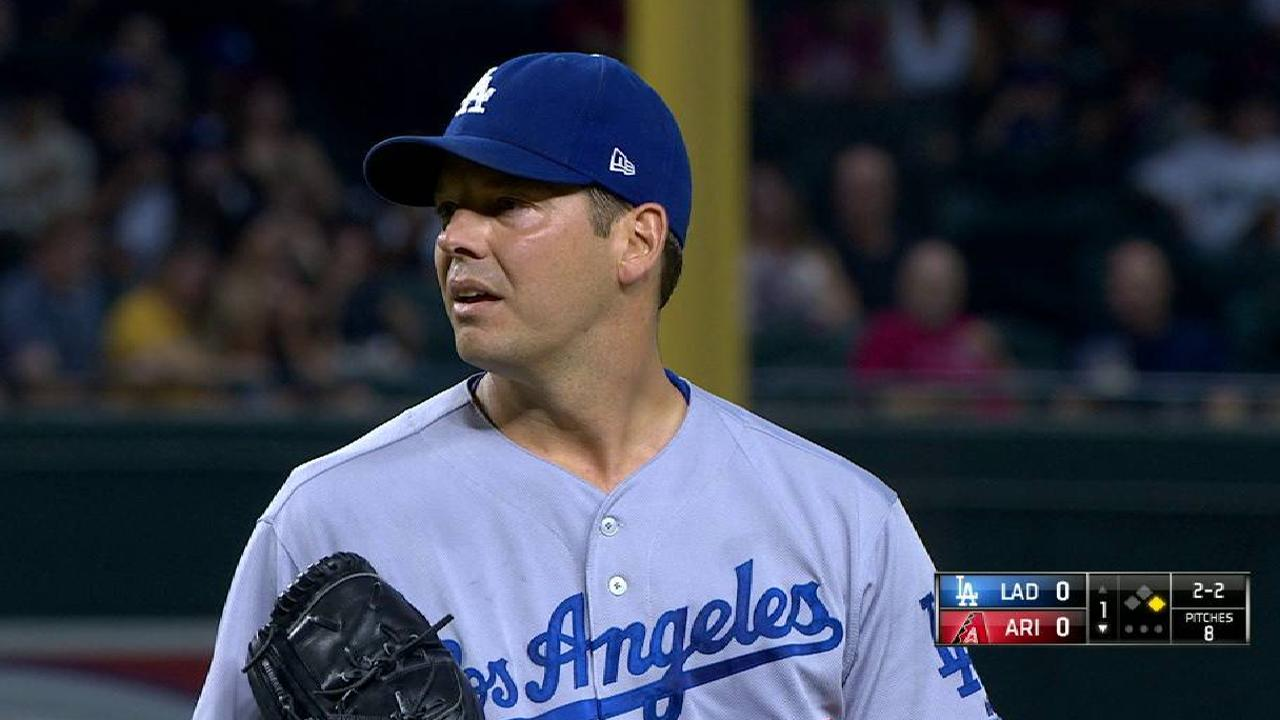 Dodgers to use six-man rotation for homestand