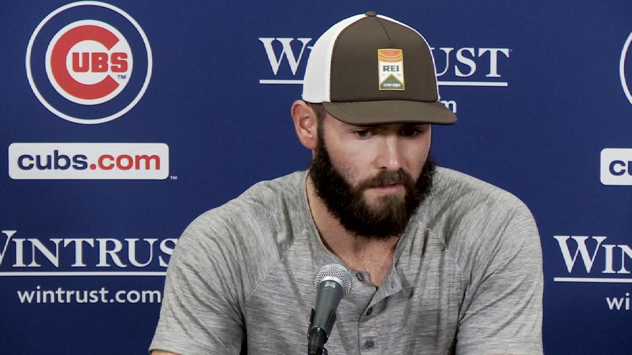 Arrieta on his dominant outing