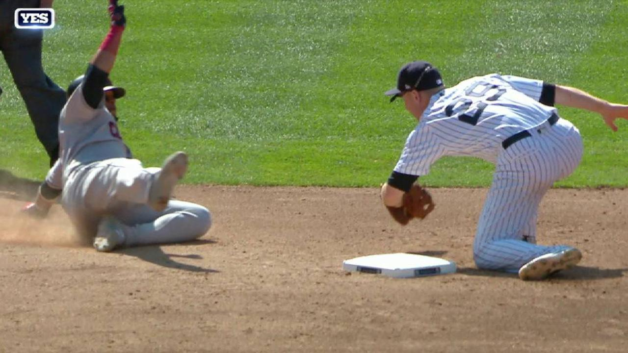 Yankees turn two after challenge