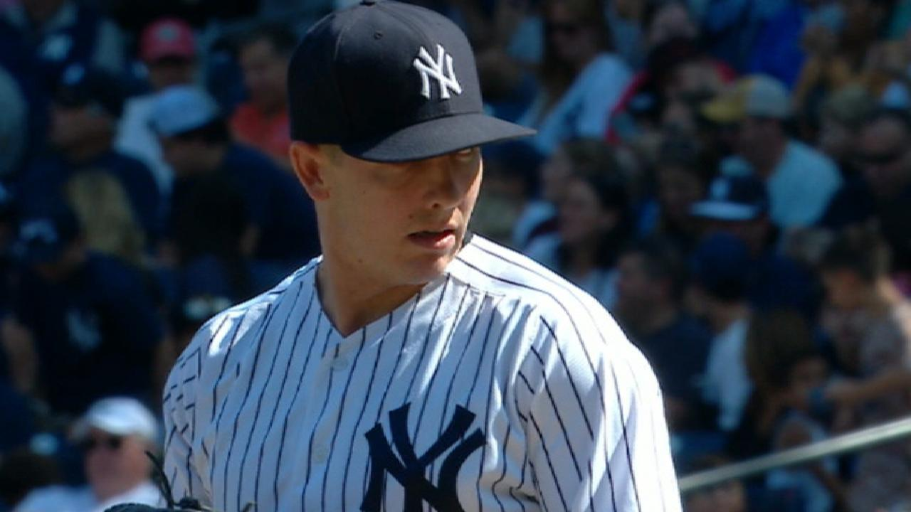 Green has been Yankees 'pen's secret weapon