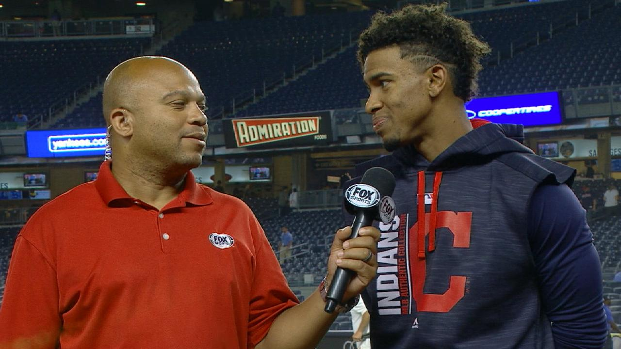 Lindor on sweeping doubleheader
