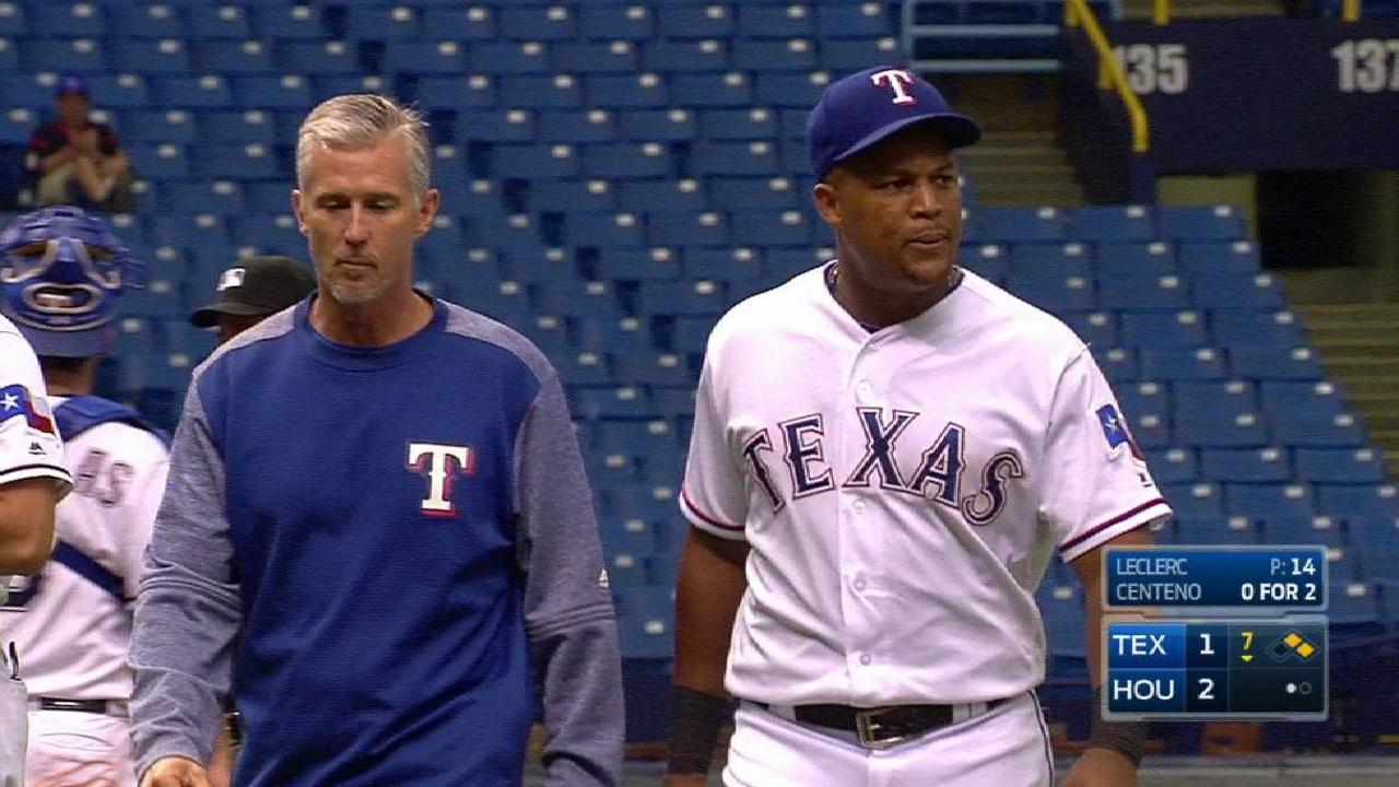Beltre activated from DL, not ready to play yet
