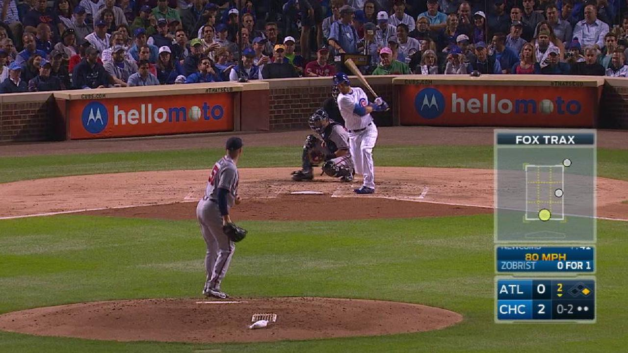 Newcomb strikes out the side