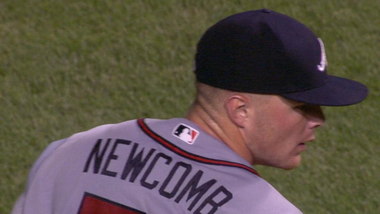 Newcomb on outing in Chicago