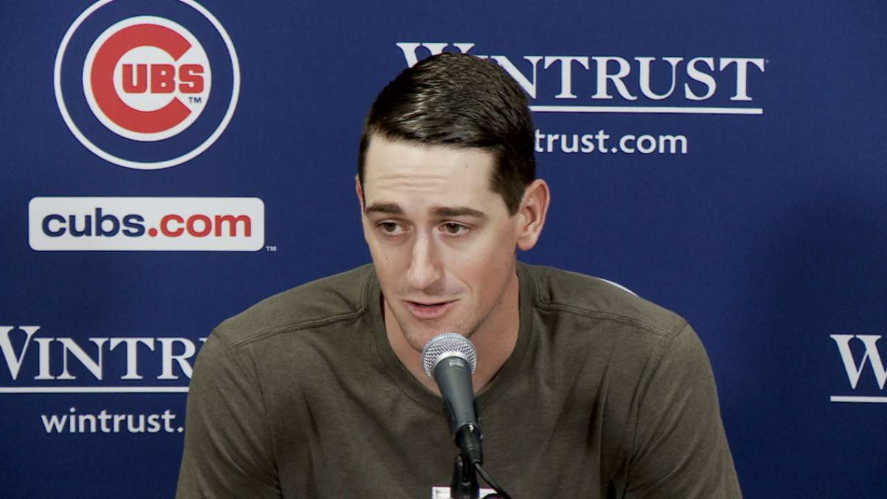 Hendricks on strong outing