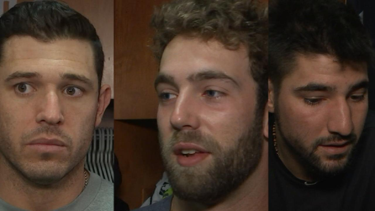 Tigers reflect on Verlander's impact in Detroit