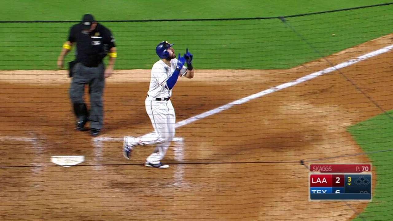 Gallo's solo home run