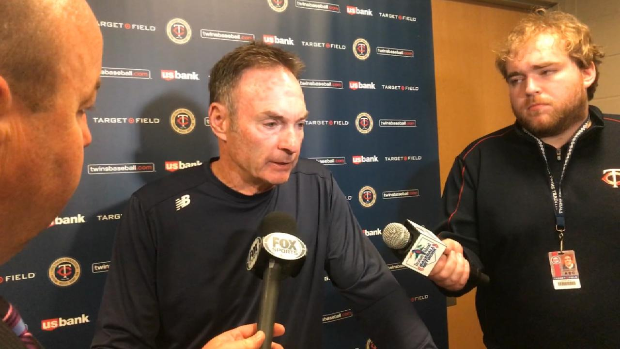 Gee may return to 'pen as Twins mull options