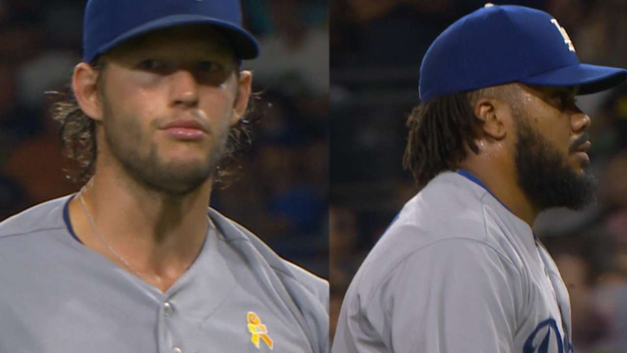 Friday night, lights out: Kershaw back, zeroic