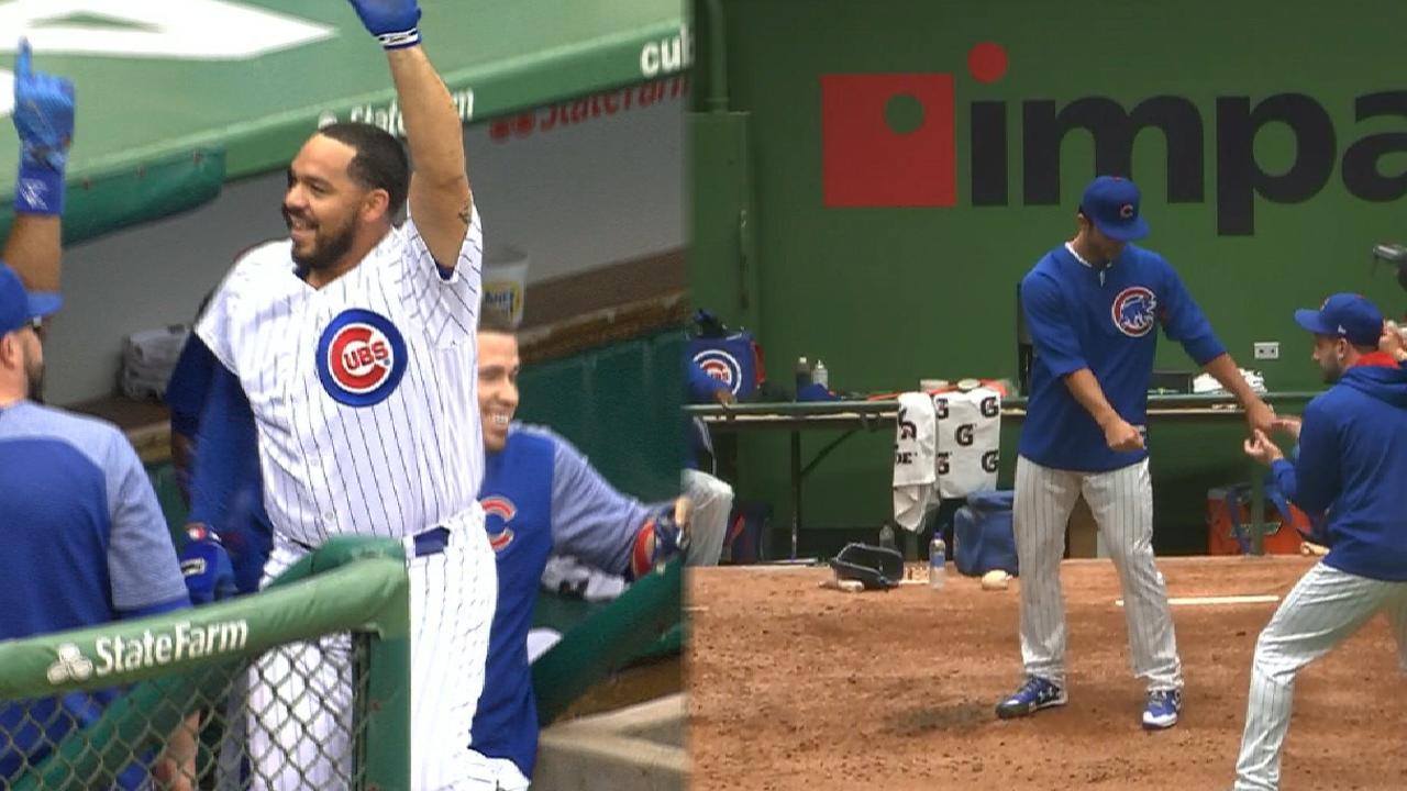 Rivera's first career grand slam