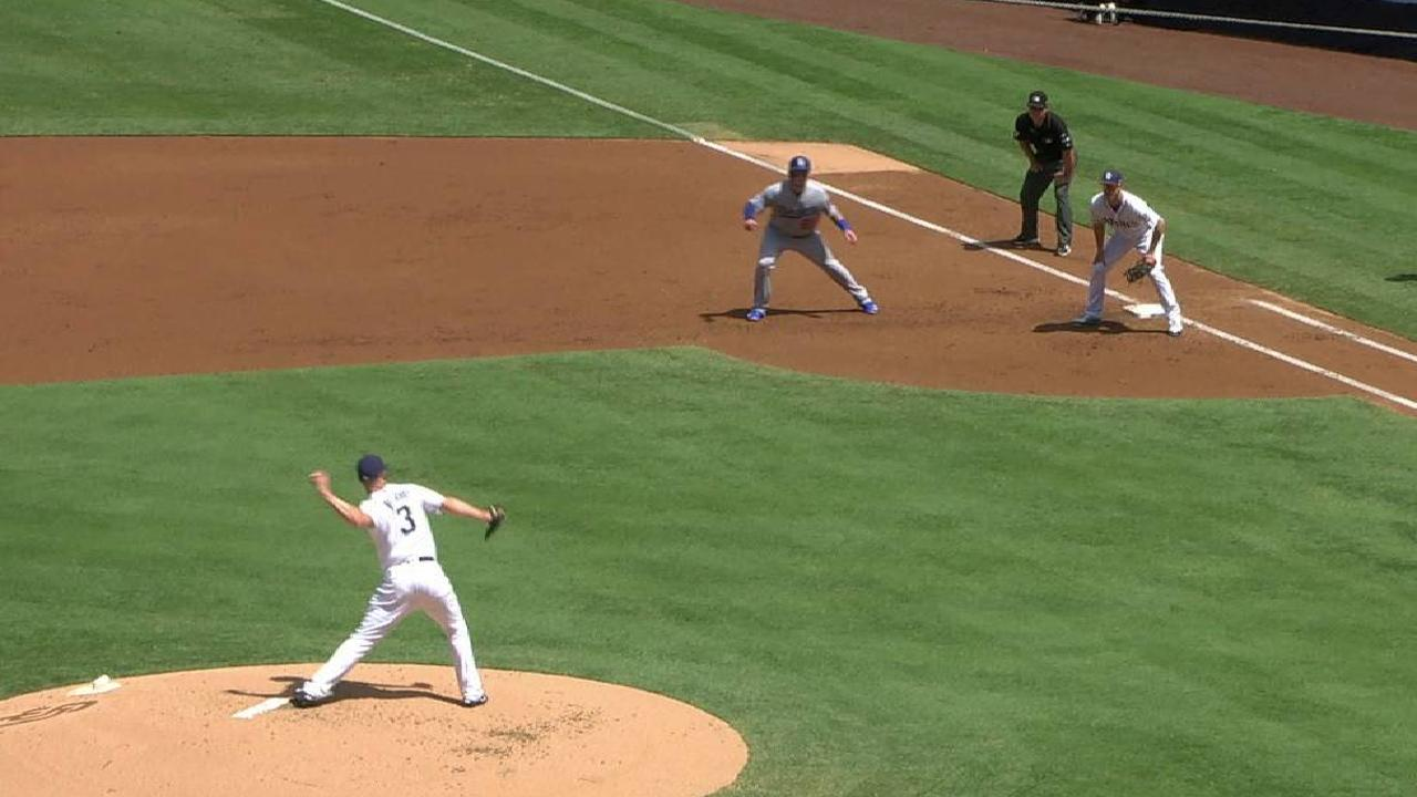 Richard picks off Verdugo