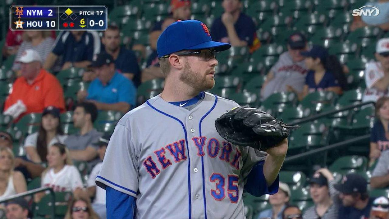 Rhame, Callahan make MLB debuts vs. Astros