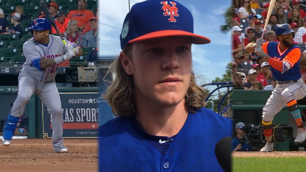Syndergaard on Mets' talent