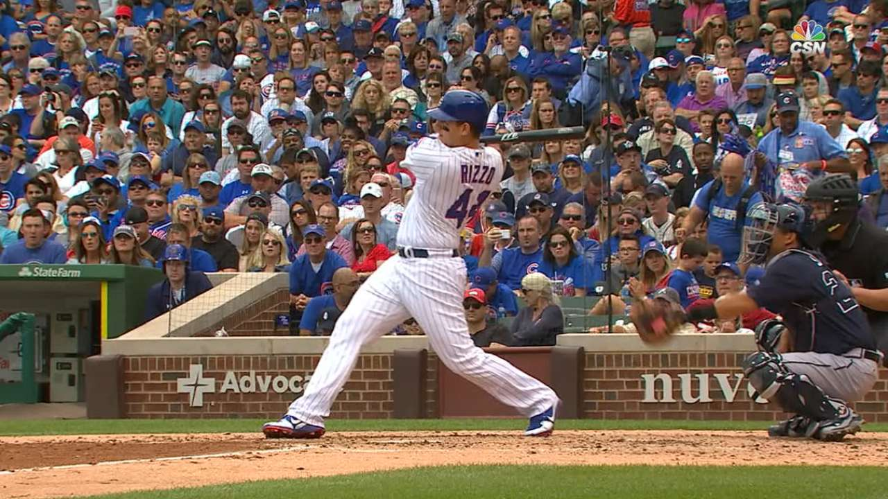 Deep lineup has Cubs poised for October run