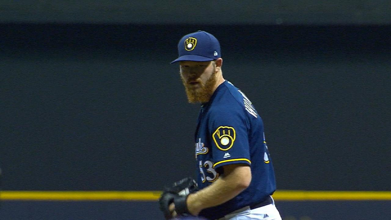 Woodruff, Hader bode well for present, future