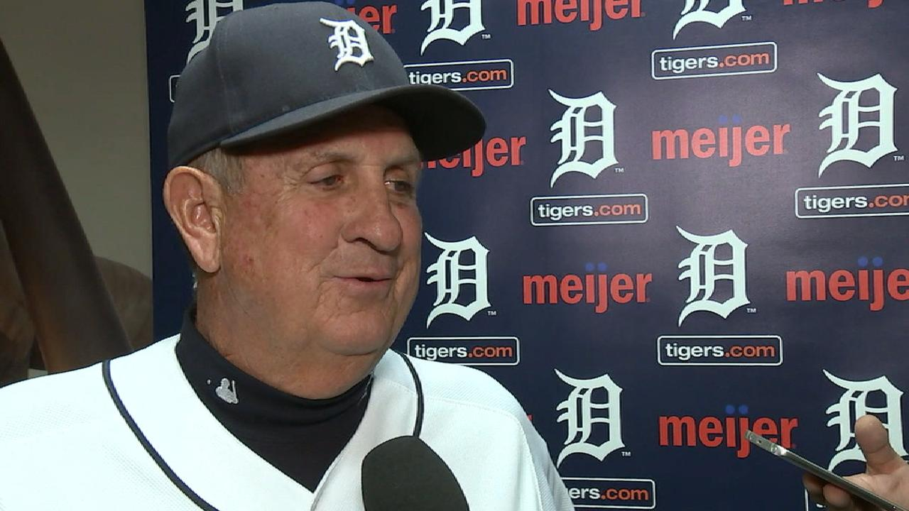 Lamont on loss to the Indians