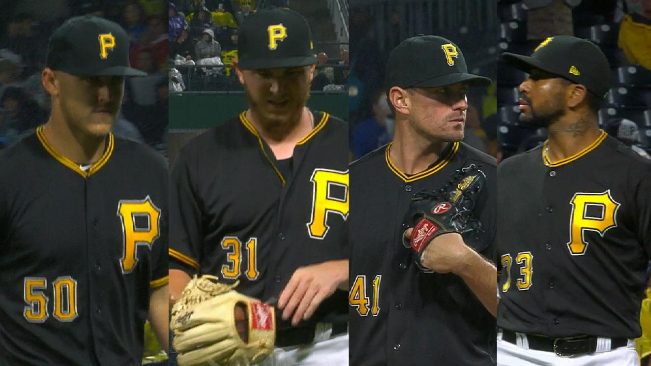 Bucs fire shutout as Taillon returns to form