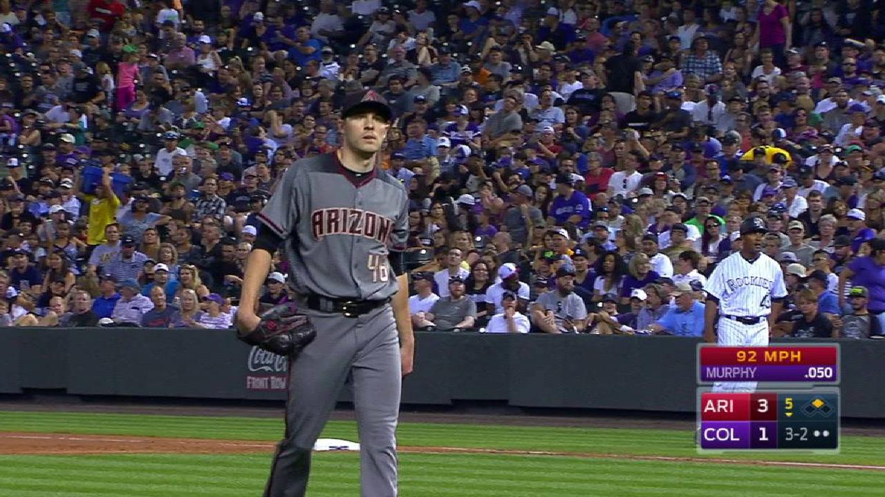 Streaks abound for red-hot D-backs