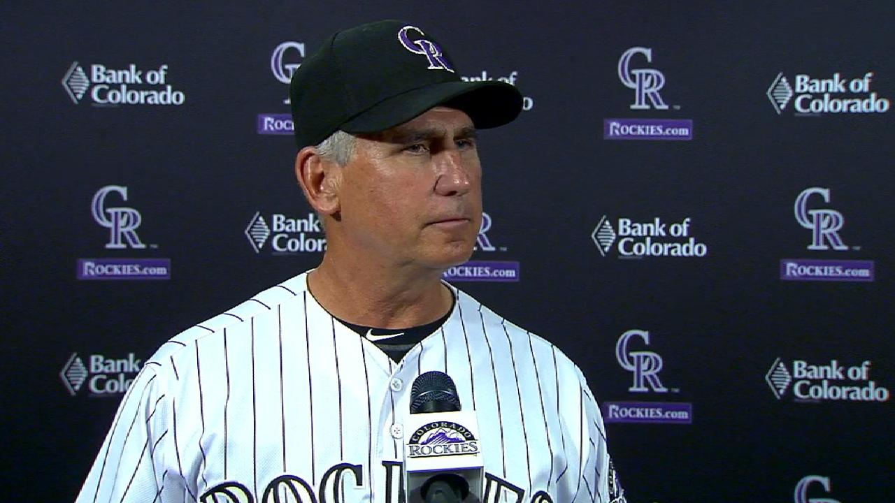 Black on tough loss to D-backs