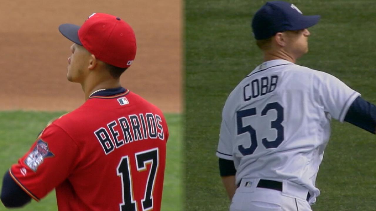 Berrios vs. Cobb
