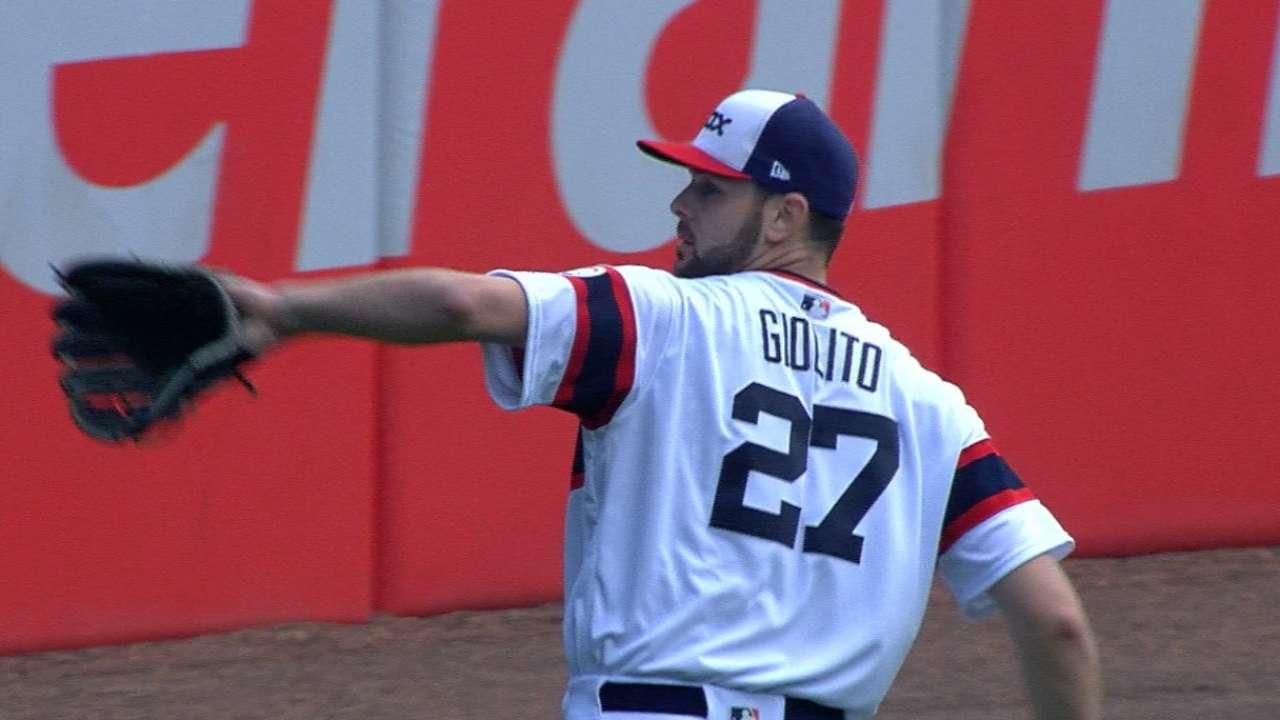 Giolito's dominant start
