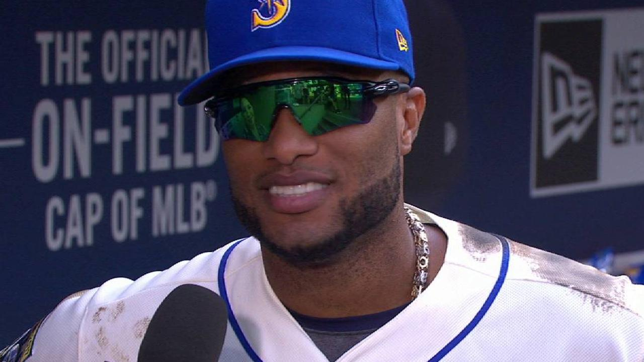 Cano on his offensive surge