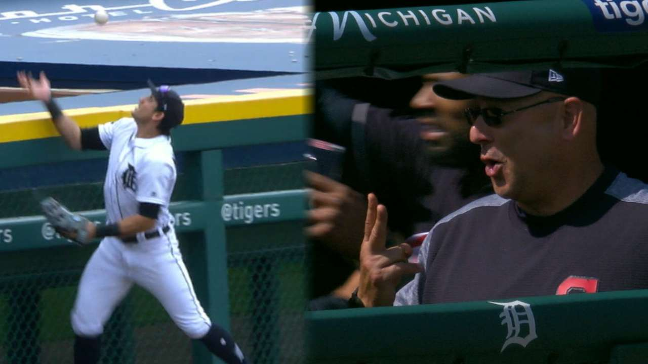 Must C: Ramirez's two odd homers