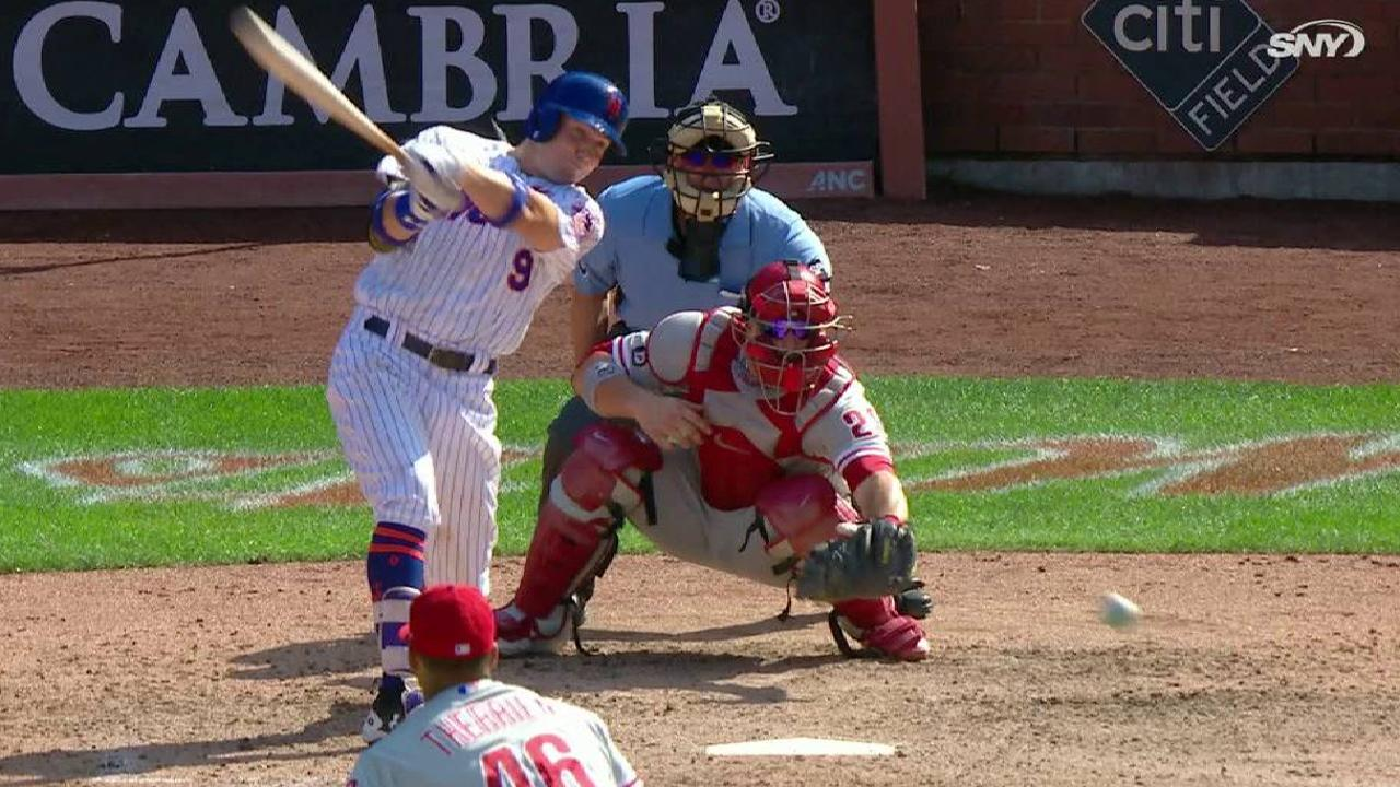 Nimmo proving steady presence in Mets lineup