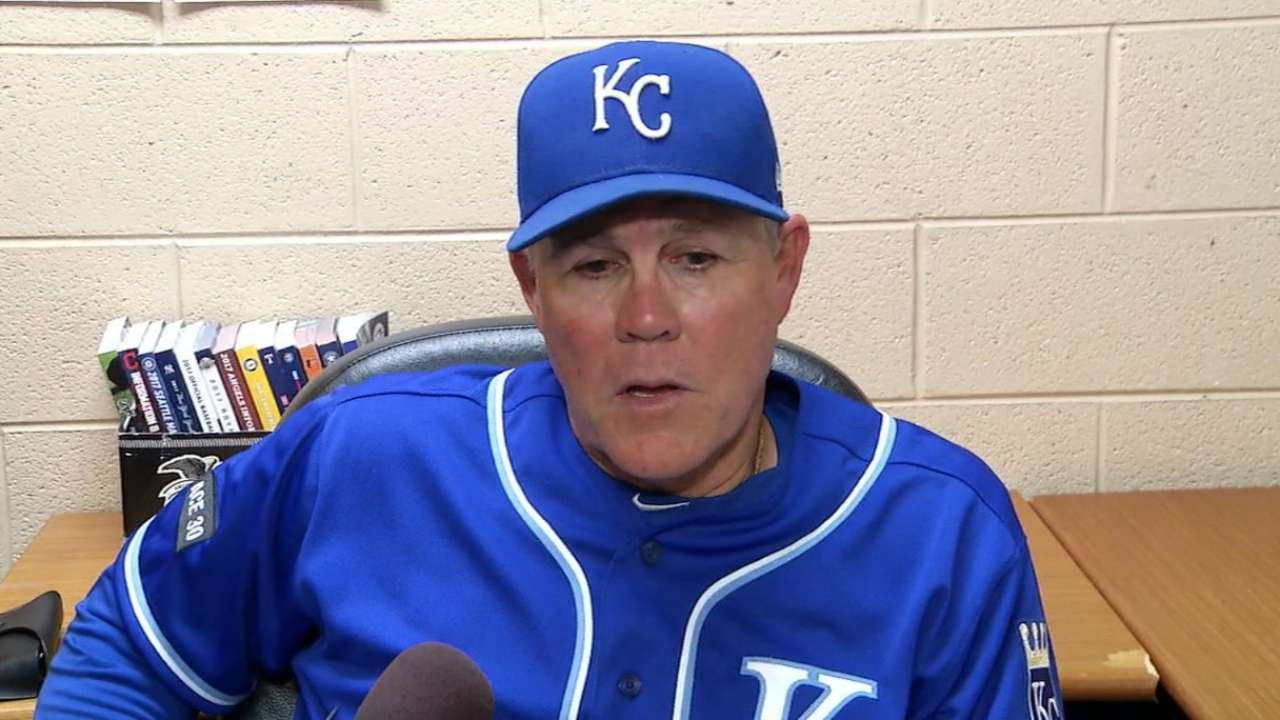 Yost on win over Tigers