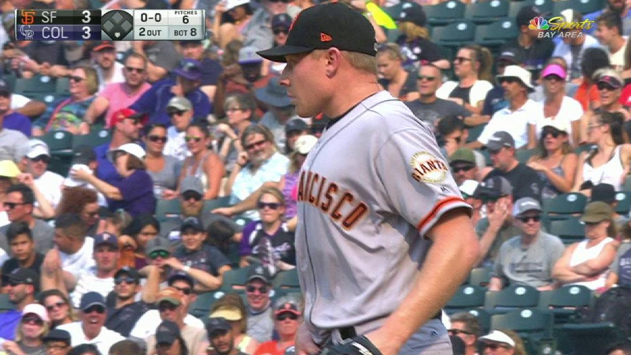 Report: Melancon will have surgery on forearm