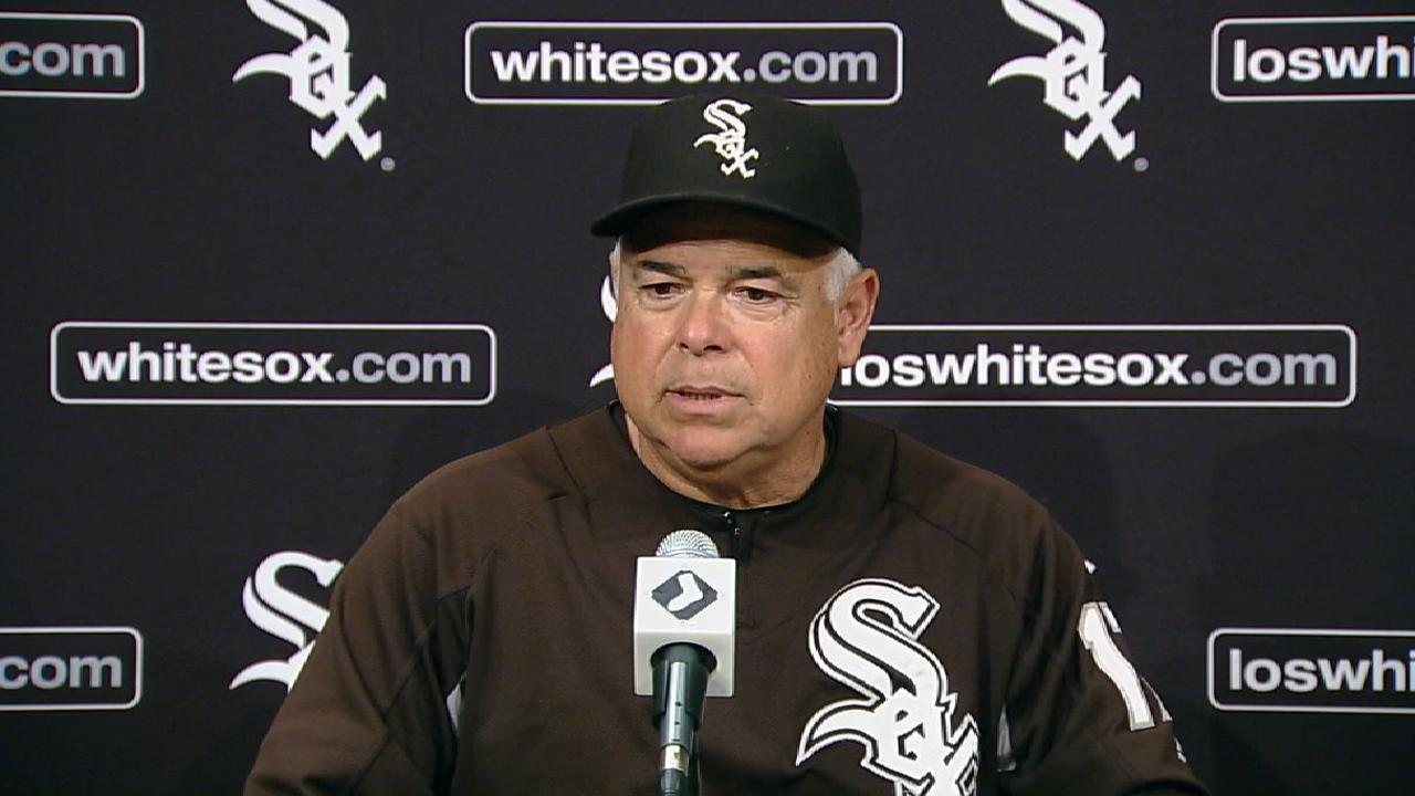 Renteria on loss to Indians