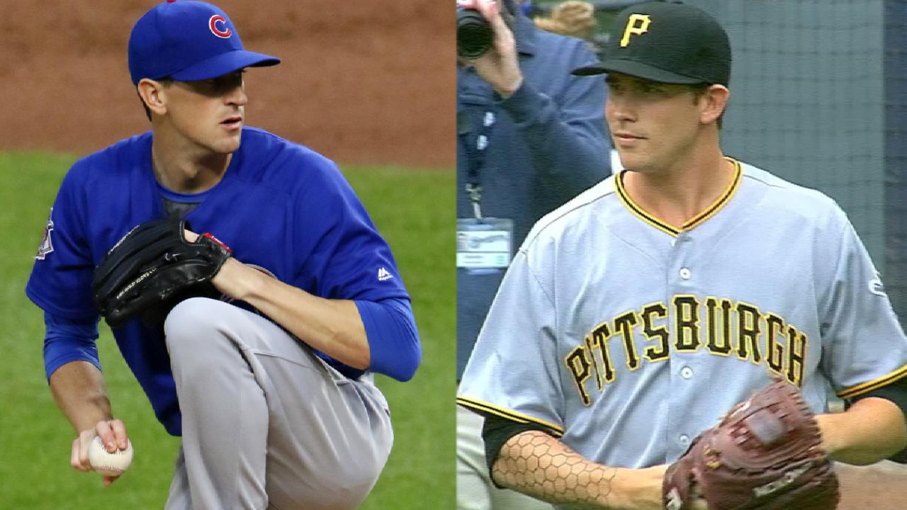 Pirates give Brault starting shot against Cubs