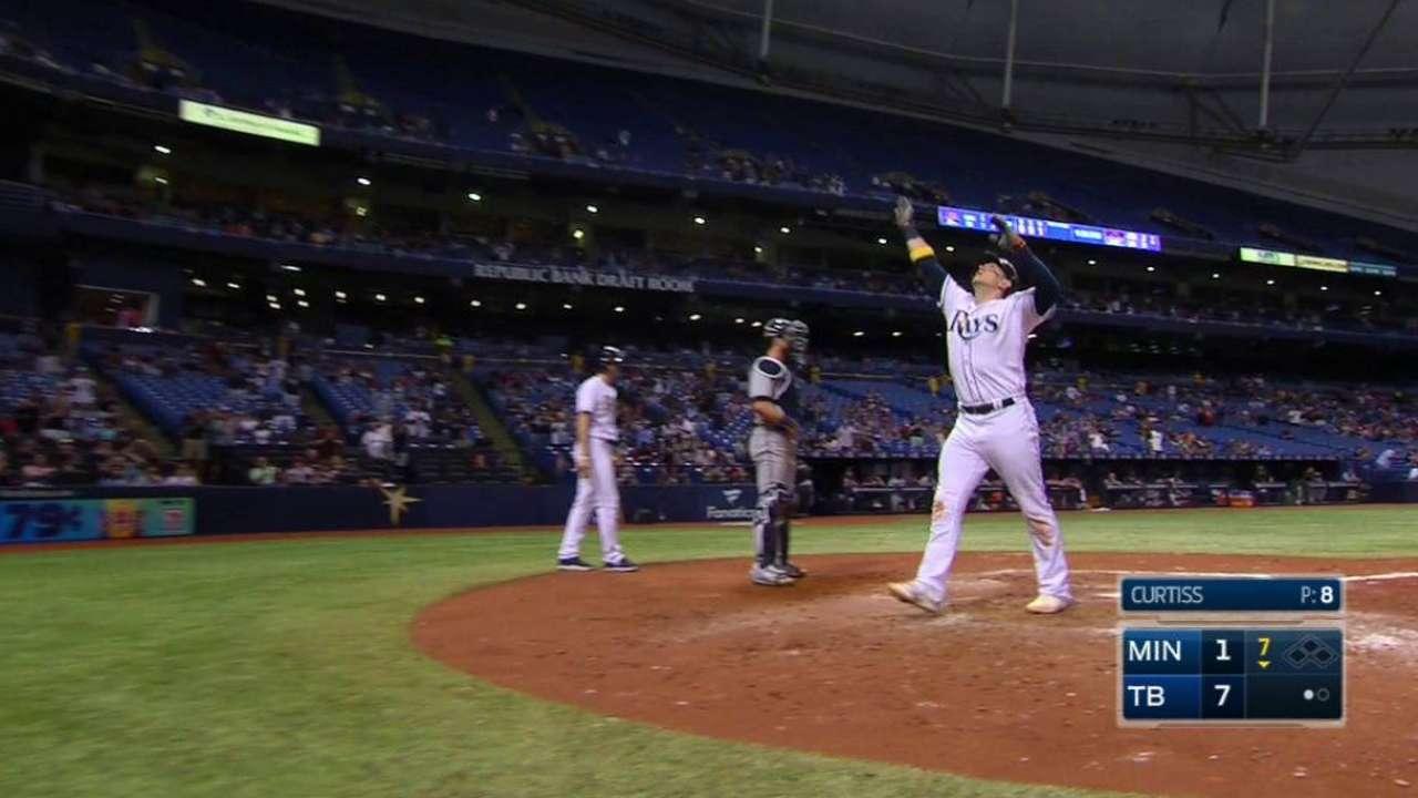 Morrison's 36th home run