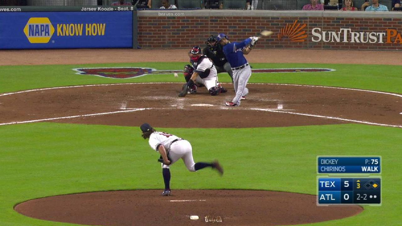 Dickey buckles after strong 13-start stretch