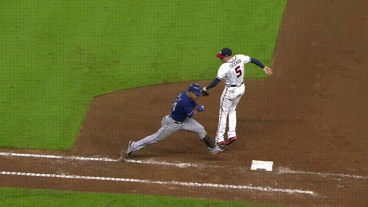 Braves win challenge in 9th