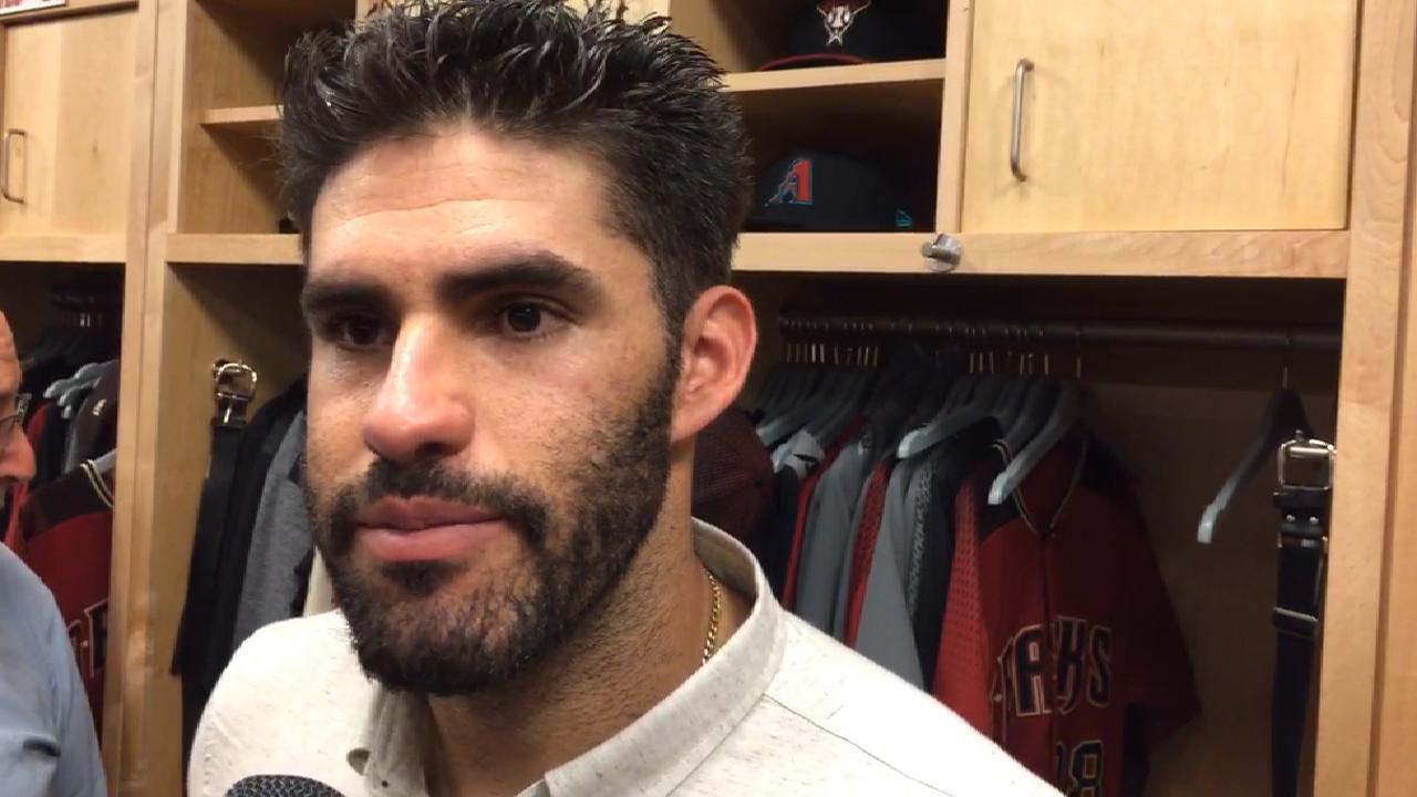Martinez on four-homer game