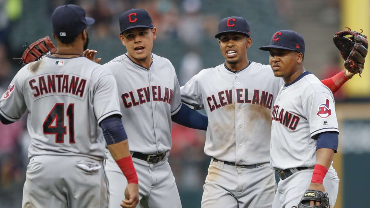 Surging Indians near top of Power Rankings
