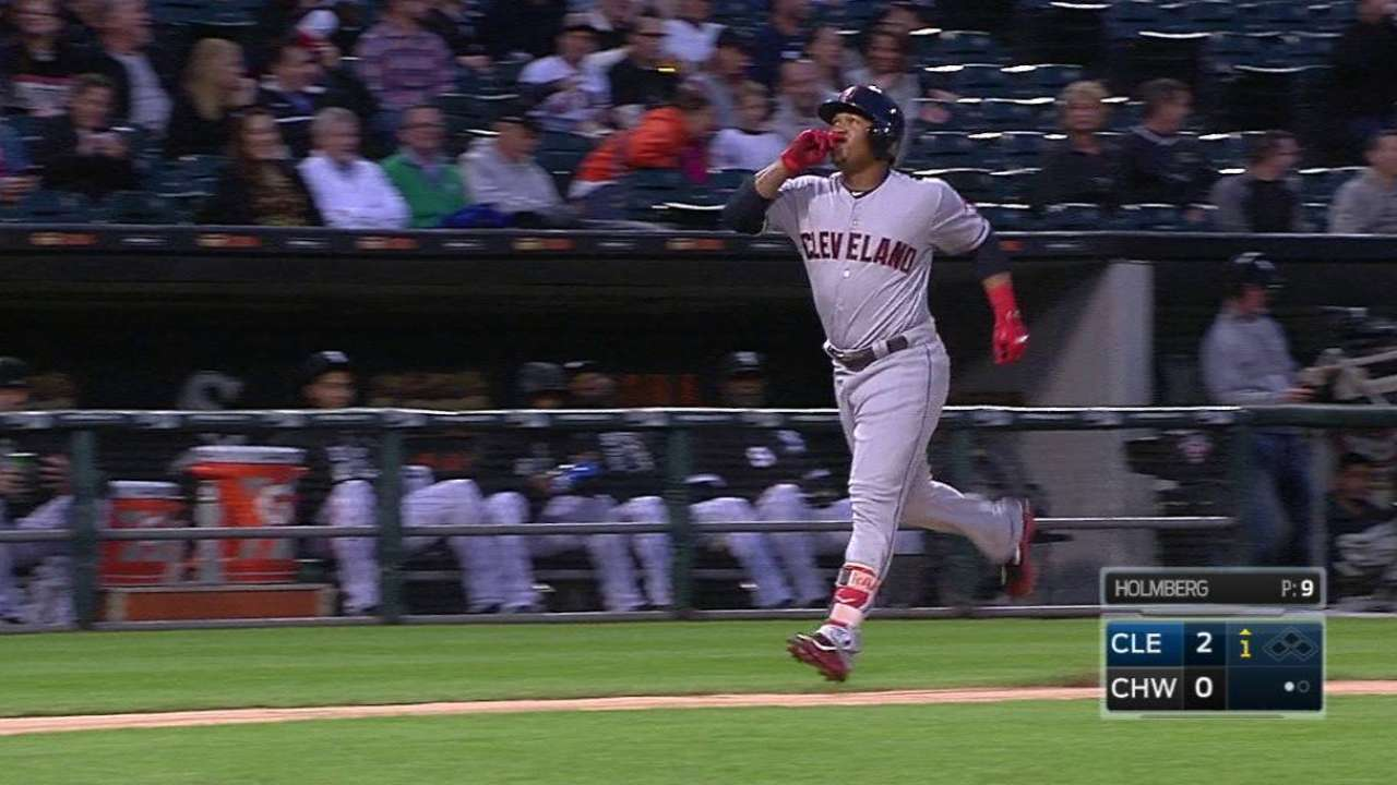 Indians itching to get back to World Series