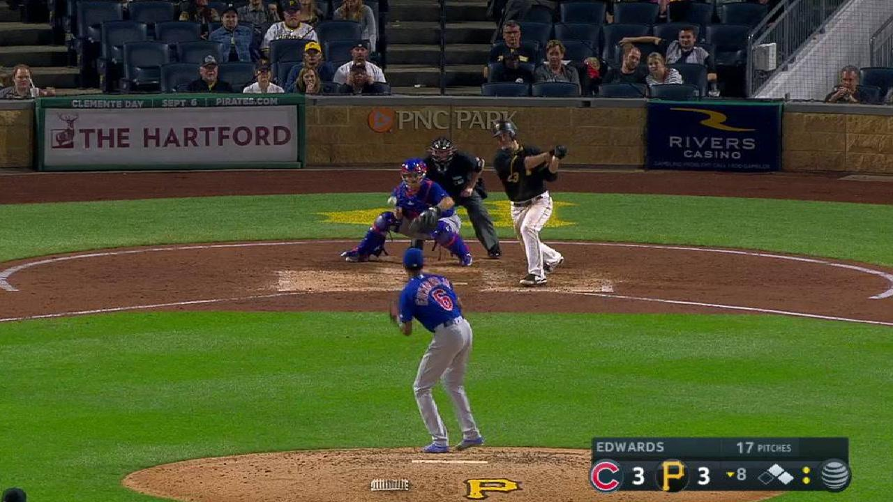 Freese's go-ahead RBI single