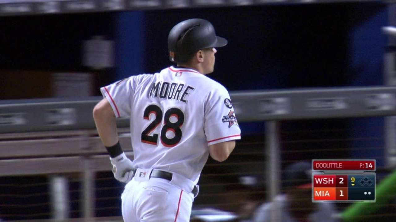 Moore's sacrifice fly