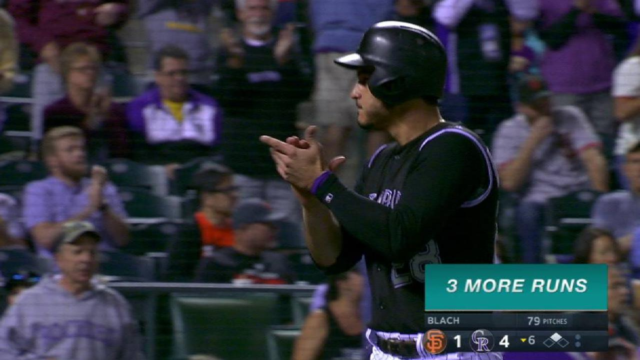 Reynolds' RBI double