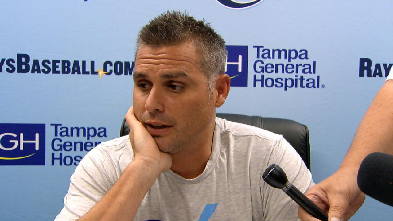 Cash on Rays' frustrating loss