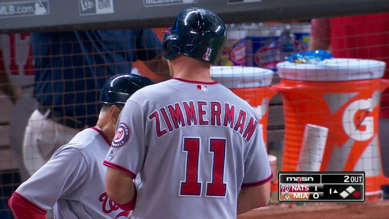 Zimmerman's RBI single