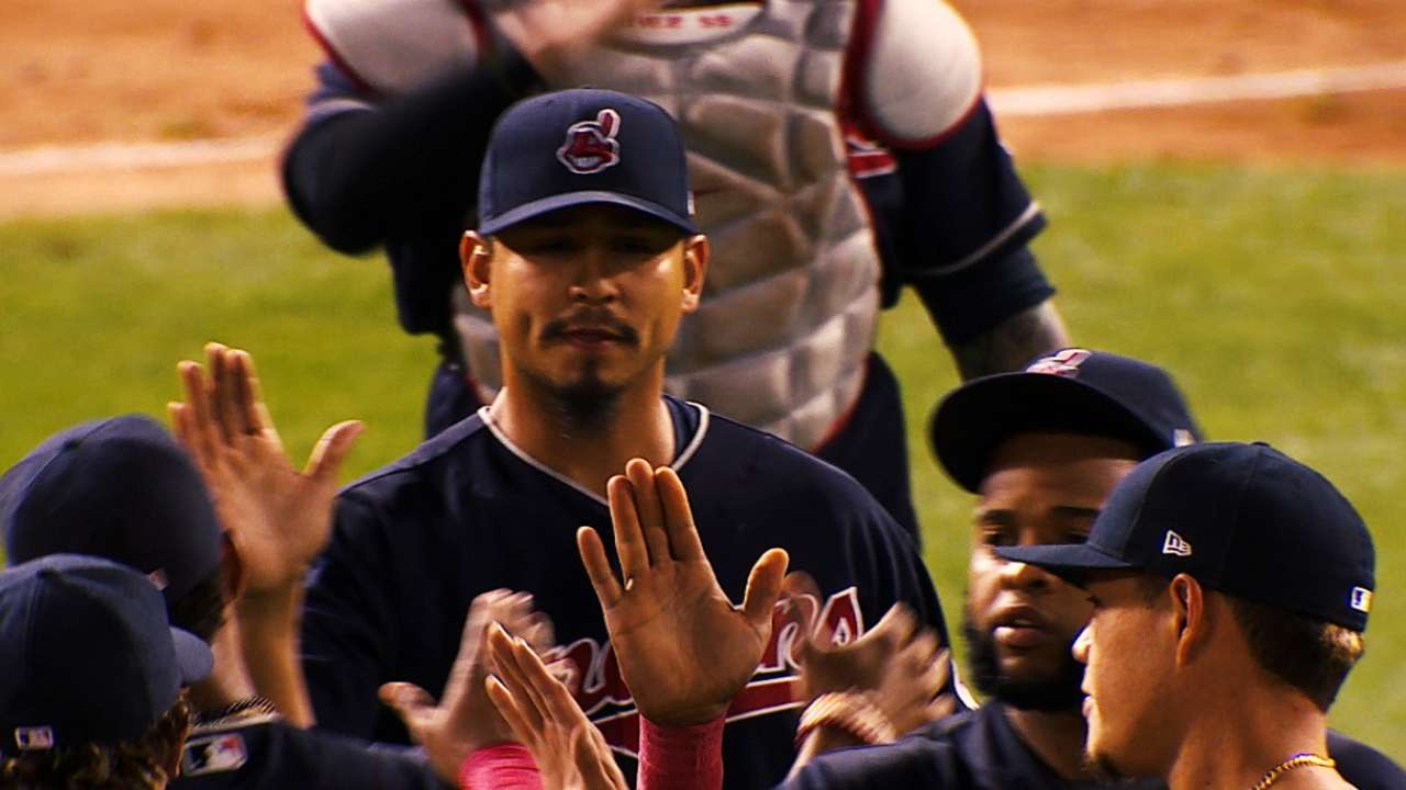 Tribe on a 14-game win streak
