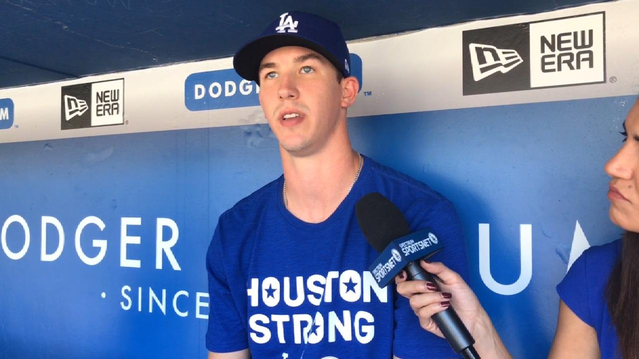 Dodgers call up No. 1 prospect Buehler
