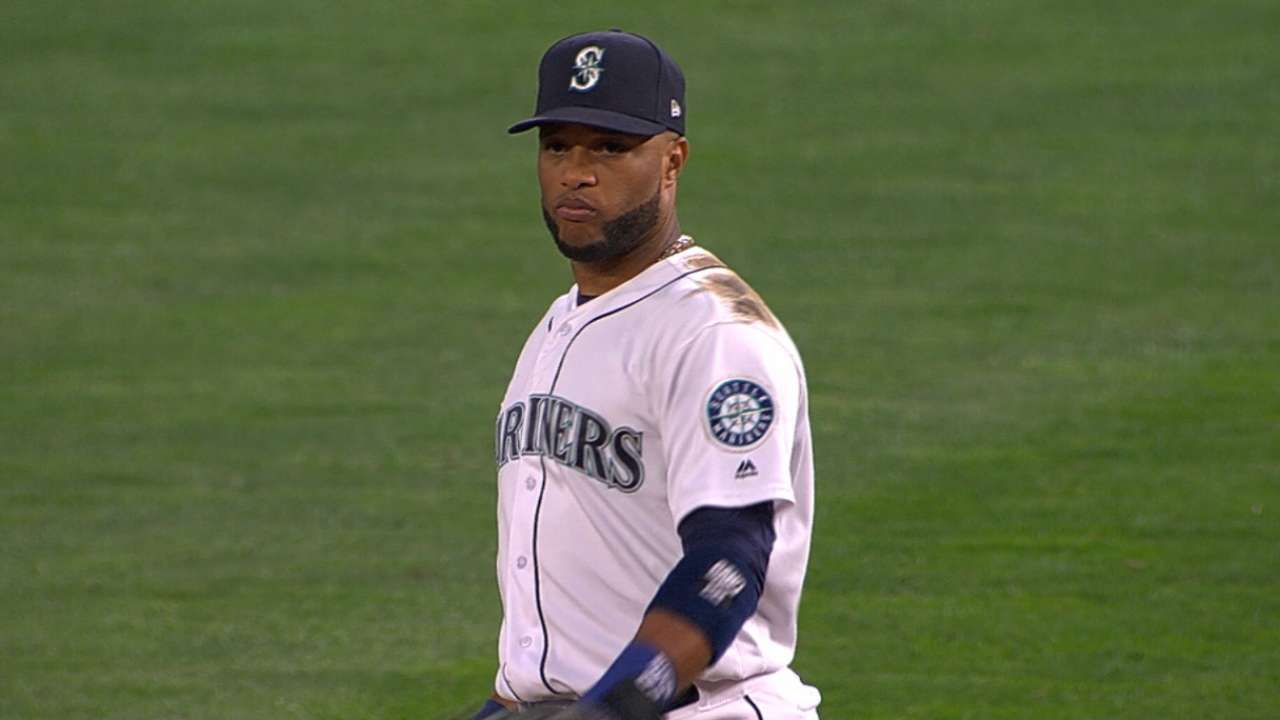 Cano nominated for Clemente Award