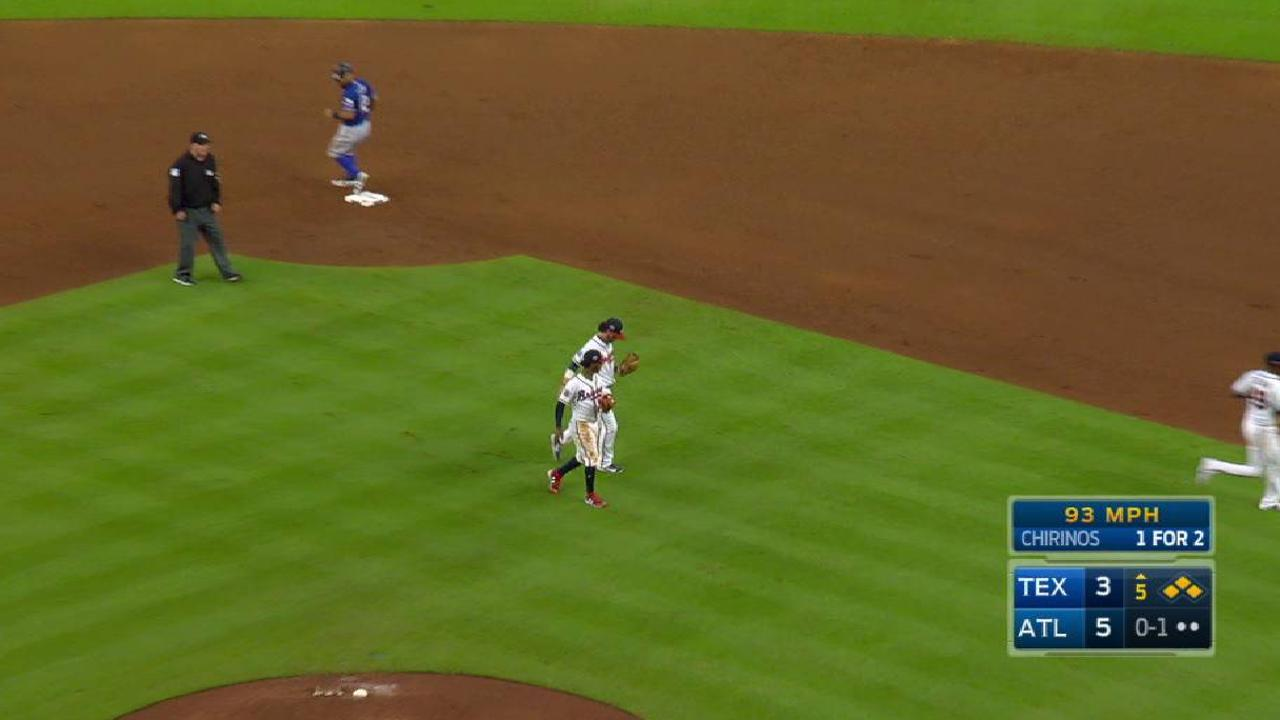 Teheran gets out of the 5th